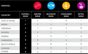 les 09 pays les plus attractifs pour des investissements en Afrique subsaharienne