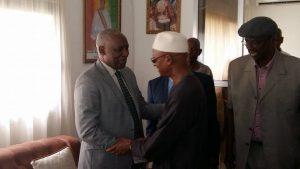 Cellou Dalein Diallo-Bakary Fofana