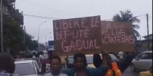 MANIF PM31-Ousmane Gaoual Diallo